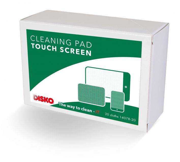 Tablet and smartphone cleaning cloths - with orange peel oil